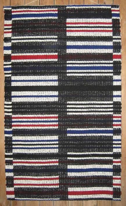 5. 'Palladio' rug designed by Giles Round